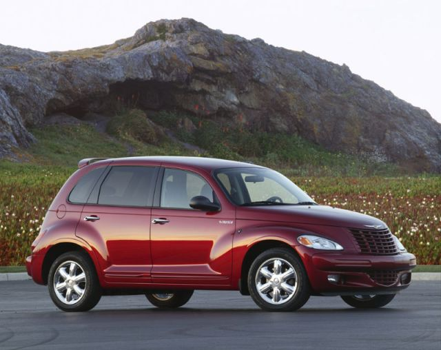 Chrysler pt cruiser production numbers