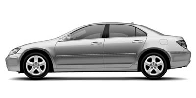 Acura Cars on 2006 Acura Rl Review  Ratings  Specs  Prices  And Photos   The Car