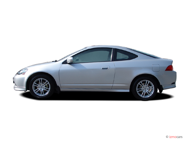 2006 Acura Rsx 2 Door Coupe At Leather Side Exterior View 100276784 M