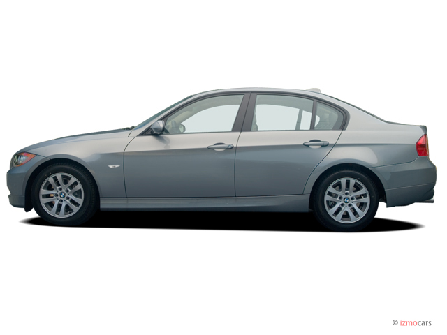 2006 Bmw 3 Series 325i 4 Door Sedan Rwd Side Exterior View