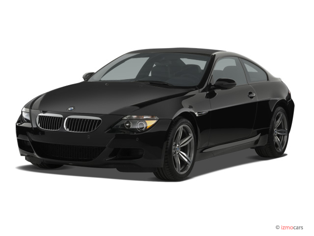 Image: 2006 BMW 6-Series 2-door M6 Coupe Angular Front Exterior View, size: 640 x 480, type: gif ...