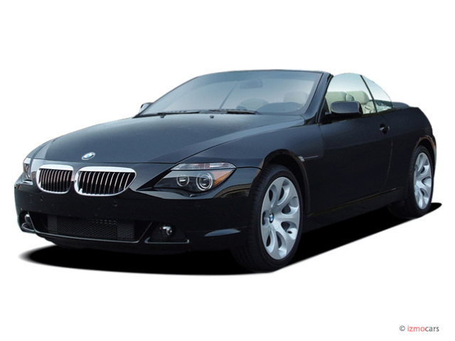 image 2006 bmw 6 series 650ci 2 door convertible angular front exterior view size 640 x 480. Black Bedroom Furniture Sets. Home Design Ideas