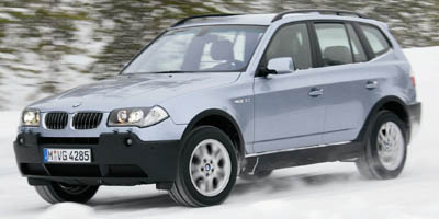 2006 Bmw X3 Page 1 Review The Car Connection