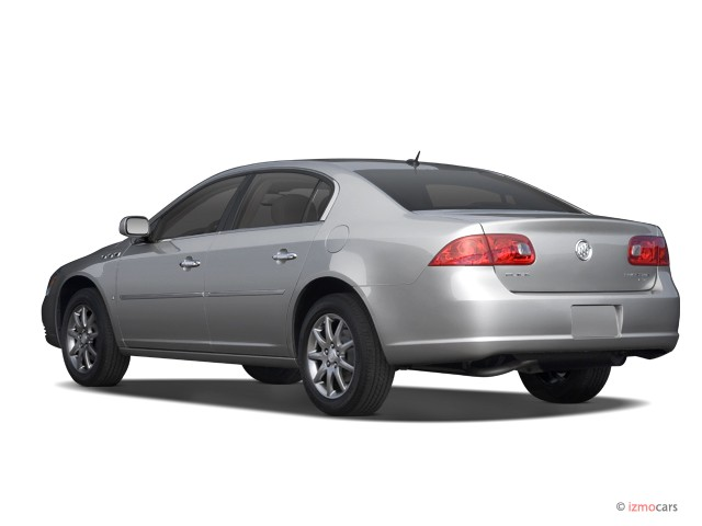 Buick Lucerne Dr Sdn V Gold M on 2007 Buick Lacrosse Cxs Review