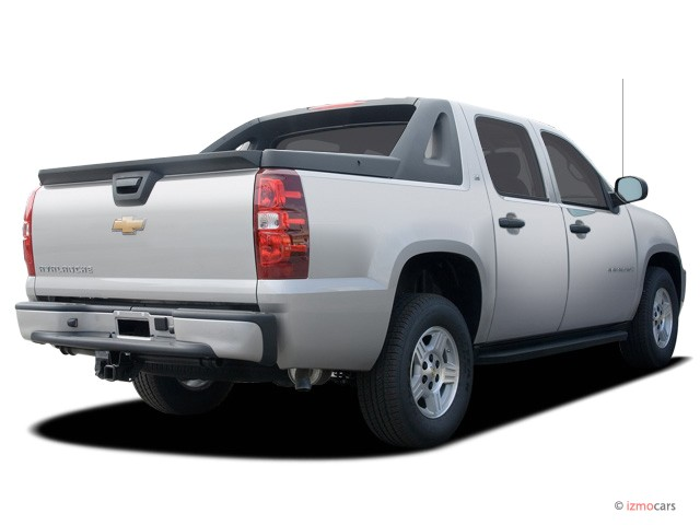 image 2007 chevrolet avalanche 2wd crew cab 130 ls. Black Bedroom Furniture Sets. Home Design Ideas