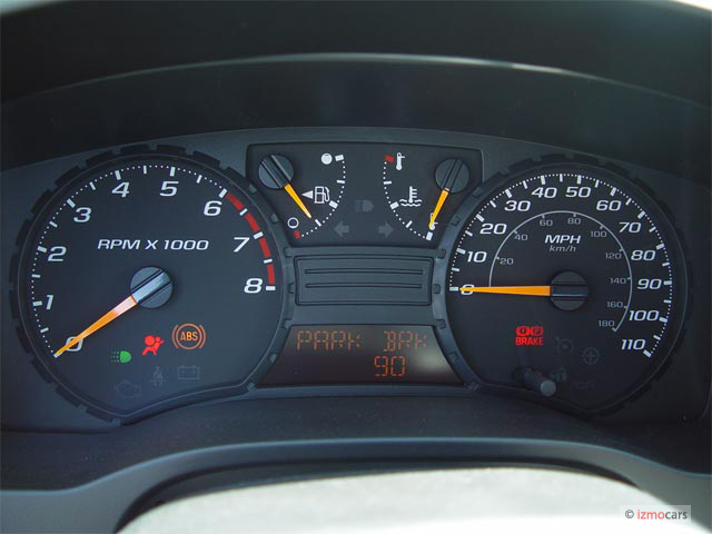 2007 chevy impala cluster gauges problems autos post. Black Bedroom Furniture Sets. Home Design Ideas