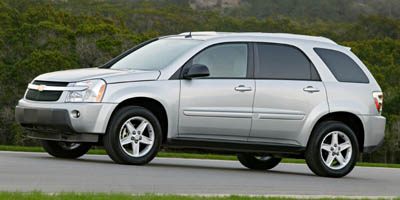 2006 Chevrolet Equinox (Chevy) Page 1 Review - The Car Connection