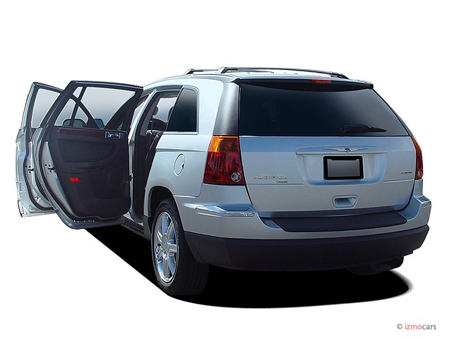 Chrysler Pacifica Dr Wgn Touring Fwd Reviews