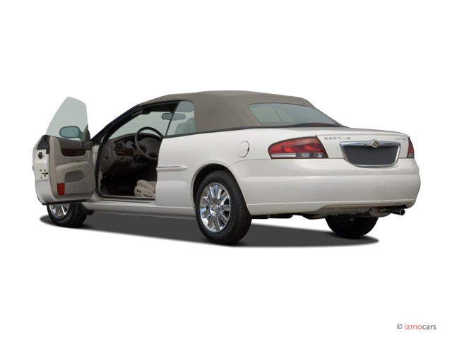 2006 chrysler sebring convertible pictures photos gallery. Black Bedroom Furniture Sets. Home Design Ideas