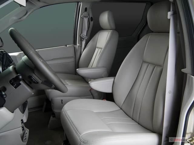 Chrysler Town Country Lwb Door Touring Front Seats M