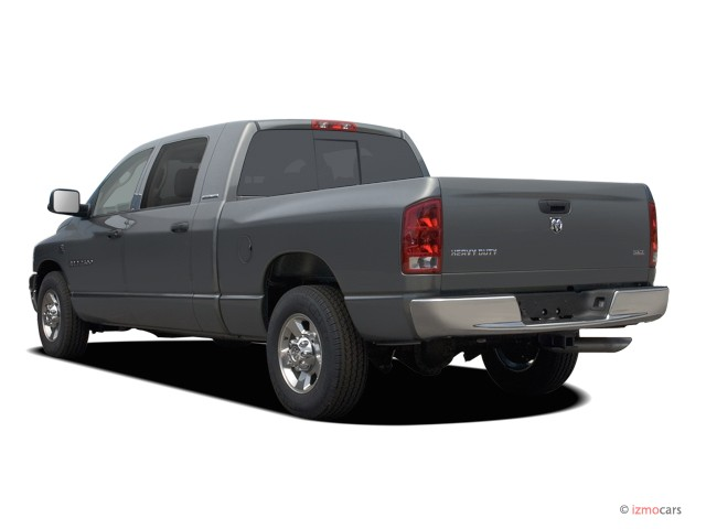 2006 dodge ram 2500 pictures photos gallery the car connection. Black Bedroom Furniture Sets. Home Design Ideas