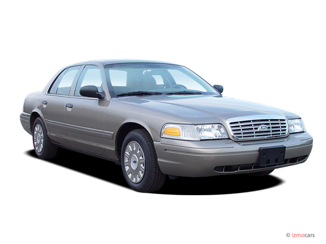 image 2006 ford crown victoria 4 door sedan standard. Black Bedroom Furniture Sets. Home Design Ideas