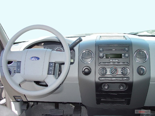 Image 2006 Ford F 150 Supercab 133 Quot Xlt Dashboard Size