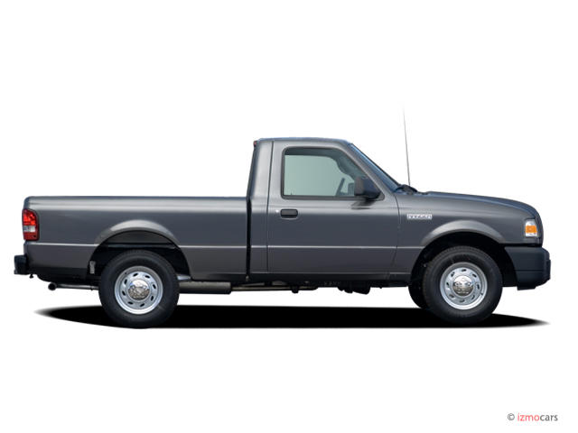 Image 2006 Ford Ranger Reg Cab 112 Quot Wb Xl Side Exterior