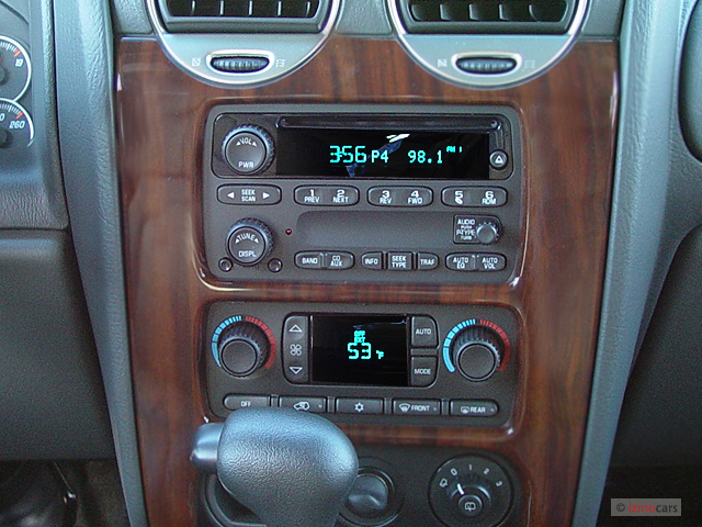 2006 gmc envoy xl pictures photos gallery the car connection. Black Bedroom Furniture Sets. Home Design Ideas