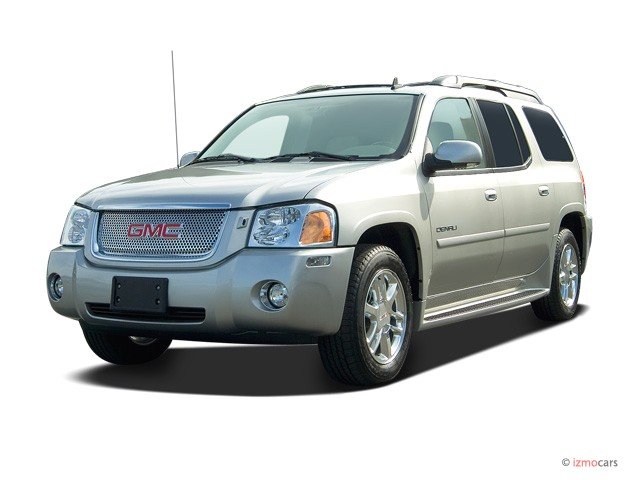 2006 gmc envoy xl pictures photos gallery green car reports. Black Bedroom Furniture Sets. Home Design Ideas
