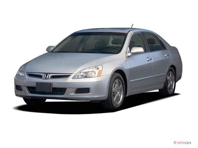 2006 Honda Accord Hybrid Pictures Photos Gallery Green