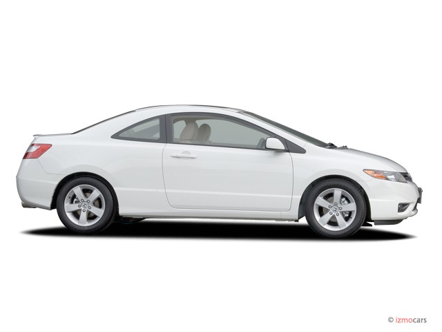 image 2006 honda civic coupe ex at side exterior view size 640 x 480 type gif posted on. Black Bedroom Furniture Sets. Home Design Ideas