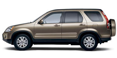 2006 Honda CR-V Page 1 Review - The Car Connection