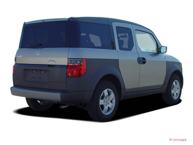 2006 Honda Element Pictures Photos Gallery Green Car Reports