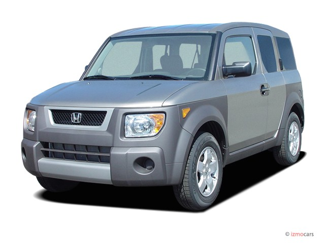 2006 honda element pictures photos gallery green car reports for Green honda element