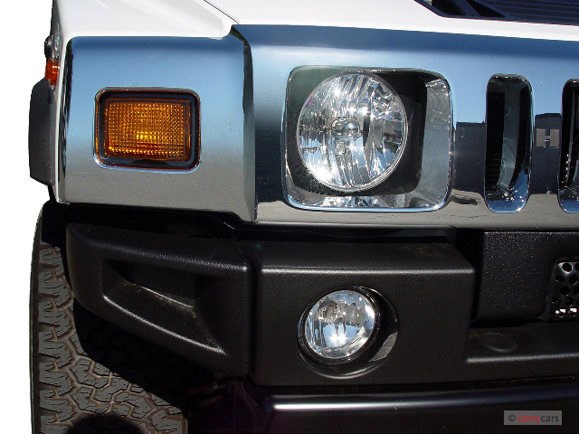 Service Manual Replace Headlights In A 2006 Hummer H2 Suv