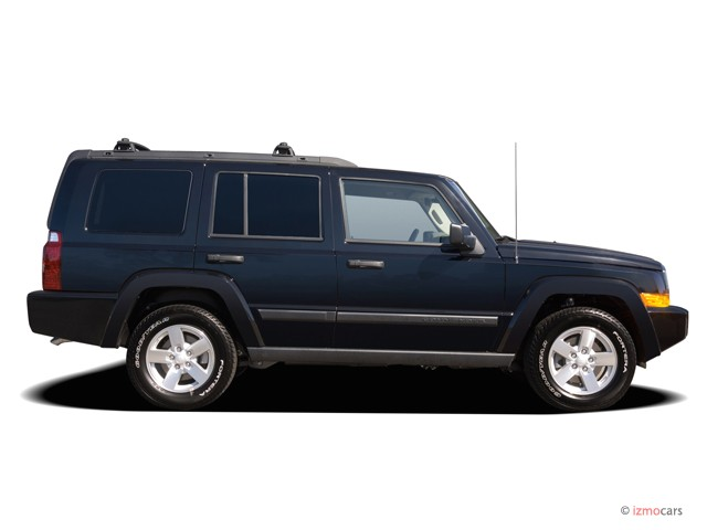 2006 Jeep Commander Limited 2wd: 2006 Jeep Commander Pictures/Photos Gallery