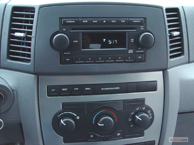 New And Used Jeep Liberty For Sale The Car Connection Instrument Panel - 2006 Jeep Grand Cherokee 4-door Laredo 4WD