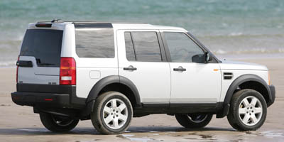 2006 land rover lr3 review ratings specs prices and. Black Bedroom Furniture Sets. Home Design Ideas