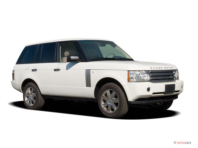 2006 land rover range rover pictures photos gallery. Black Bedroom Furniture Sets. Home Design Ideas