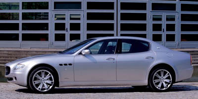 2007 maserati quattroporte pictures photos gallery the car connection. Black Bedroom Furniture Sets. Home Design Ideas