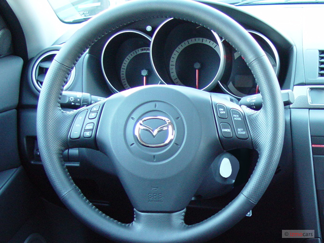 image 2006 mazda mazda3 5dr wagon s manual steering wheel size 640 x 480 type gif posted. Black Bedroom Furniture Sets. Home Design Ideas