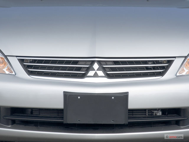 Image 2006 Mitsubishi Lancer 4 Door Sedan Es Auto Grille Size 640 X 480 Type Gif Posted On