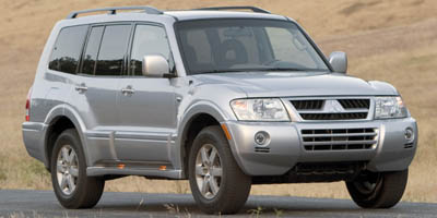 2006 mitsubishi montero page 1 review the car connection. Black Bedroom Furniture Sets. Home Design Ideas
