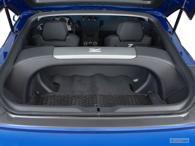 Image 2006 Nissan 350z 2 Door Coupe Manual Trunk Size 640 X 480 Type Gif Posted On