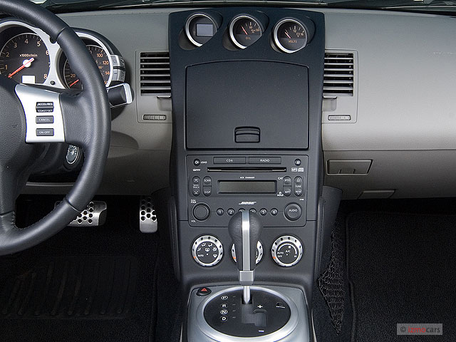 image 2006 nissan 350z 2 door roadster grand touring auto. Black Bedroom Furniture Sets. Home Design Ideas