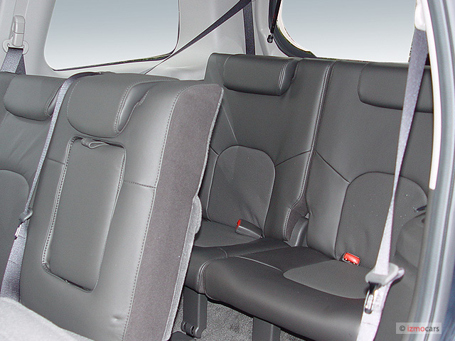 image 2006 nissan pathfinder le 4wd rear seats size 640 x 480 type gif posted on december. Black Bedroom Furniture Sets. Home Design Ideas