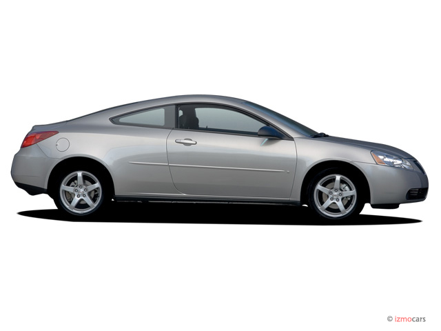 2006 Pontiac G6 Pictures Photos Gallery Green Car Reports