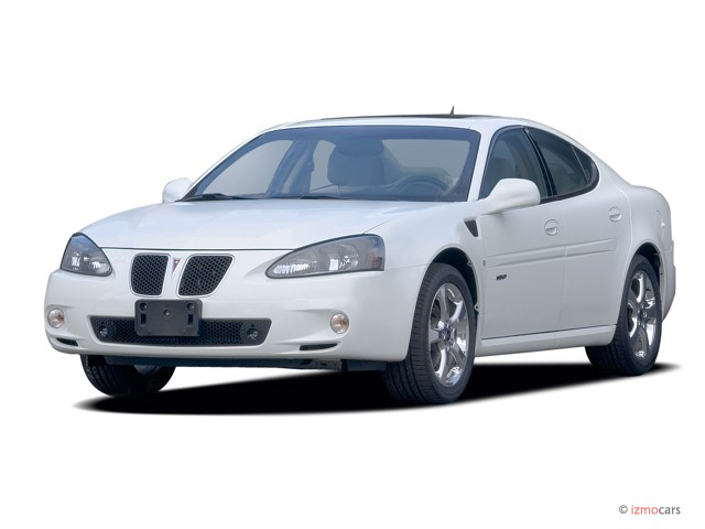 2006 pontiac grand prix expert autos post. Black Bedroom Furniture Sets. Home Design Ideas