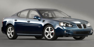 2006 Pontiac Grand Prix Pictures Photos Gallery