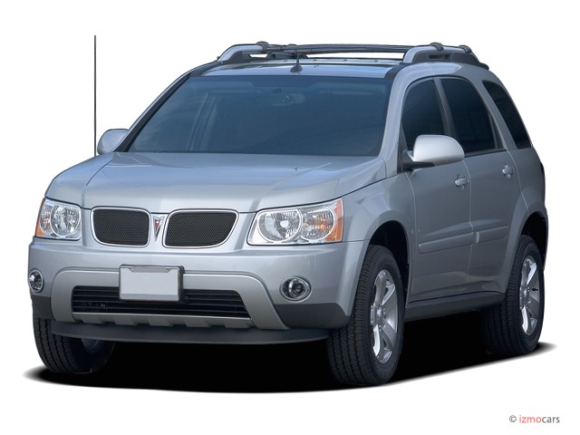 2006 Pontiac Torrent Pictures Photos Gallery Motorauthority