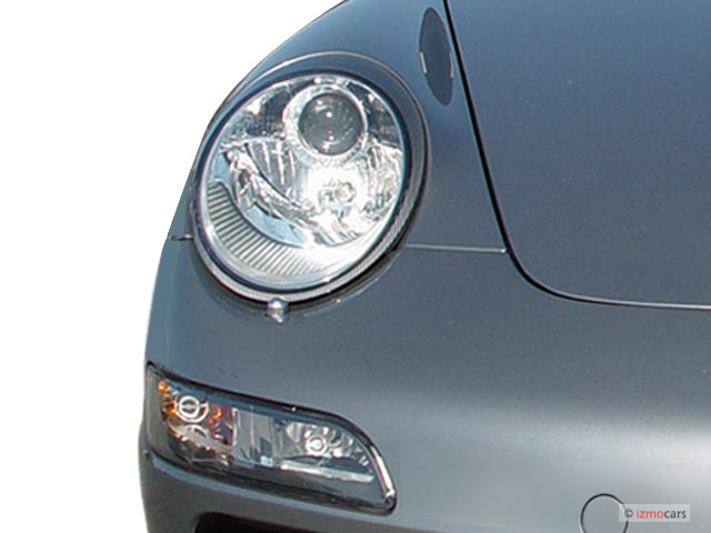 2006 Porsche 911 Carrera 2-door Coupe Headlight #7932769