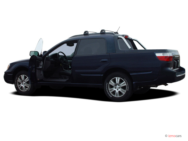 2006 Subaru Baja Page 1 Review The Car Connection