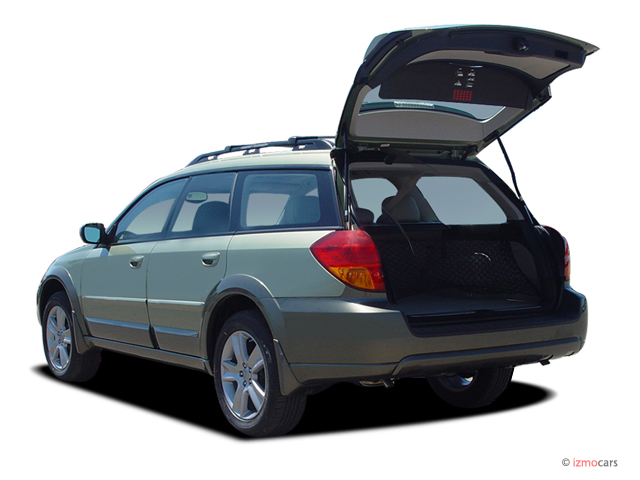 2006 subaru legacy wagon pictures photos gallery motorauthority. Black Bedroom Furniture Sets. Home Design Ideas