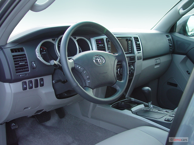 2006 toyota 4runner 4 door limited v8 auto 4wd natl dashboard. Black Bedroom Furniture Sets. Home Design Ideas