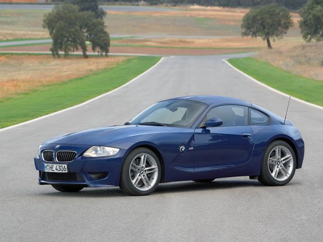 2006 BMW Z4 M Coupe #7141009