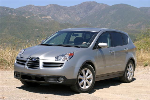 2006 subaru b9 tribeca pictures photos gallery the car. Black Bedroom Furniture Sets. Home Design Ideas
