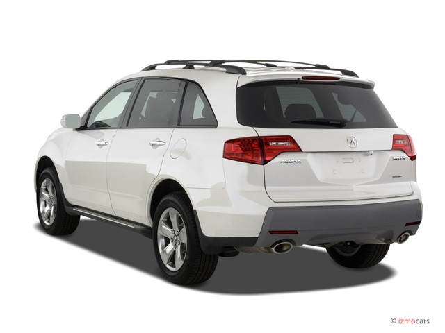 2008 acura mdx pictures photos gallery the car connection. Black Bedroom Furniture Sets. Home Design Ideas