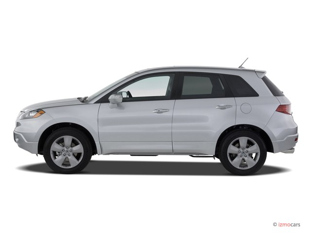 2007 Acura Rdx. 2007 Acura RDX - Photo Gallery
