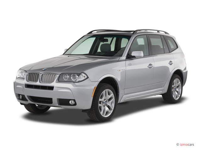 2007 bmw x3 page 1 review the car connection. Black Bedroom Furniture Sets. Home Design Ideas